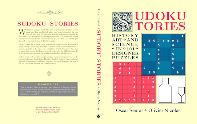 Sudoku Stories Cover